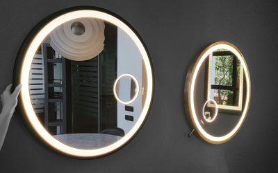 Specchiera rotonda VENUS: design, ma non solo