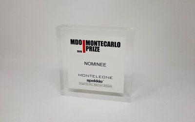 La specchiera Venus selezionata per il Premio MDO di Montecarlo