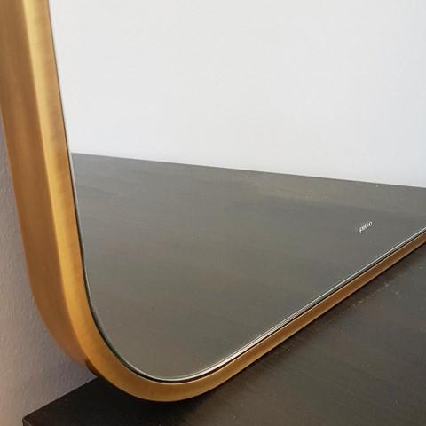 rounded corners mirror spekkio - monteleone